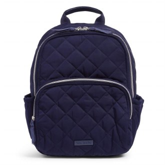 Small Backpack: Classic Navy