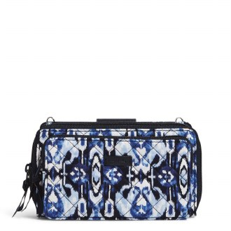 RFID Deluxe All Together Crossbody Ikat Island