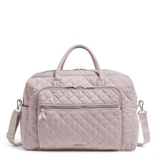 Weekender Travel Bag : Dover Mauve