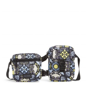 ReActive Belt Bag Sling: Plaza Medallion