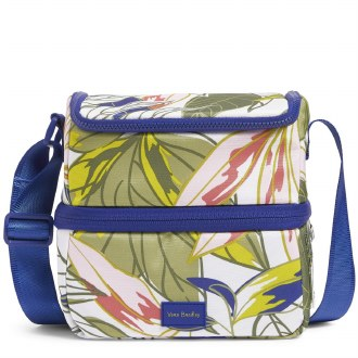 ReActive Expandable Lunch Cooler: Rain Forest Leaves
