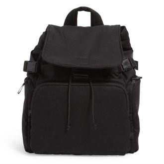 Utility Backpack: Black