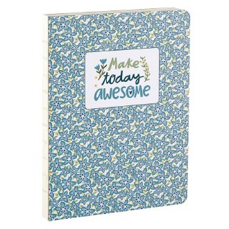 Make Today Awesome Notepad