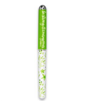 Be Strong & Courageous Rollerball Pen