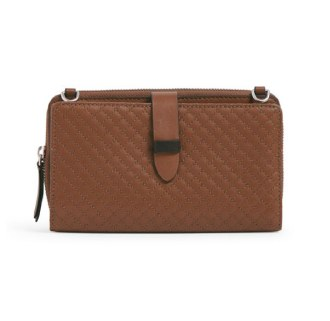Carryall Deluxe All Together Crossbody Classic Mocha