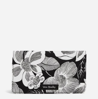 Checkbook Cover Bedford Blooms