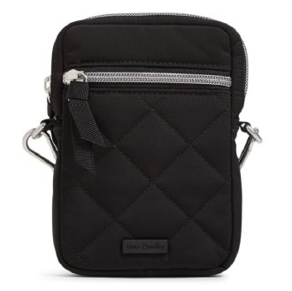 Convertible Small Crossbody Black