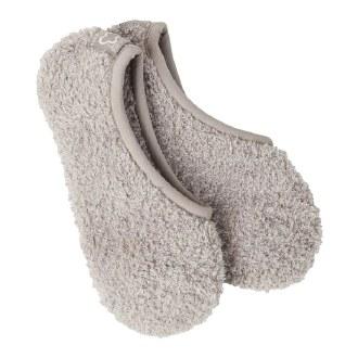 Cozy Footsie Taupe