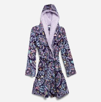 Cozy Life Robe French Paisley: S-M