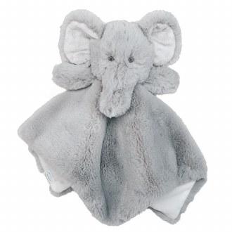 Elephant Plush Woobie