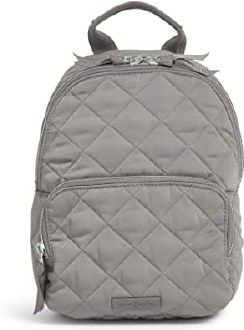 Iconic Mini Backpack: Tranquil Gray