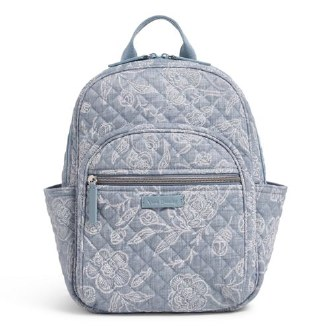 Iconic Small Backpack Park Lace