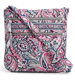 Iconic Triple Zip Hipster Gramercy Paisley
