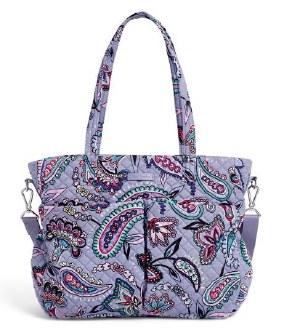 Iconic Ultimate Baby Bag Makani Paisley