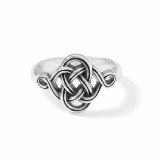 Interlok Knot Ring