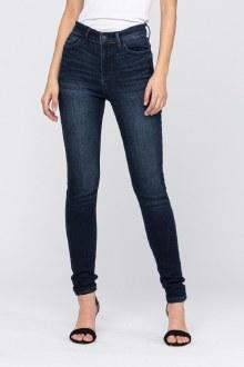 Judy Blue Super Dark Skinny Jeans