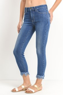 Crop Skinny Jean