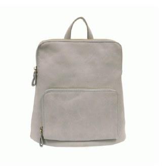 Julia Mini Backpack: Light Denim