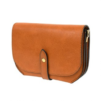 Harper Convertible Belt Bag Saddle