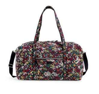 Large Travel Duffel Itsy Ditsy