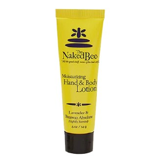 Naked Bee Mini Lotion