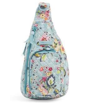 Mini Sling Backpack Floating Garden