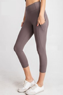 Capri Legging w/ Side Pocket S