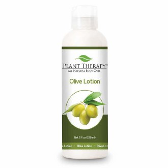 Olive Lotion - Unscented Base 8oz