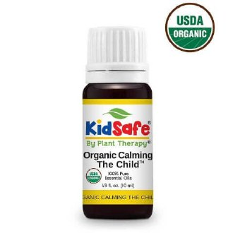 Organic Calming The Child KidSafe Essential Oil 10ml