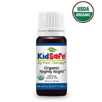 Organic Nighty Night KidSafe Essential Oil 10ml