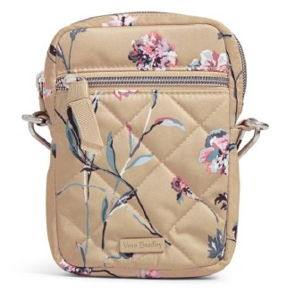 Convertible Small Crossbody Strawflowers