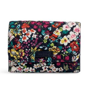 Riley Compact Wallet Itsy Ditsy