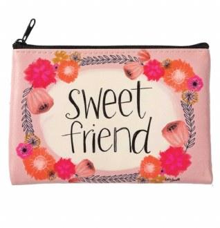 Sweet Friend Coin Purse