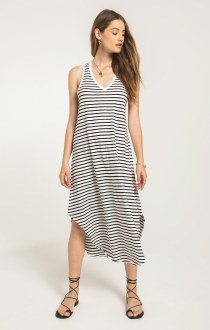 The Reverie Stripe Dress