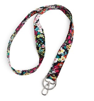 Wide Lanyard: Itsy Ditsy