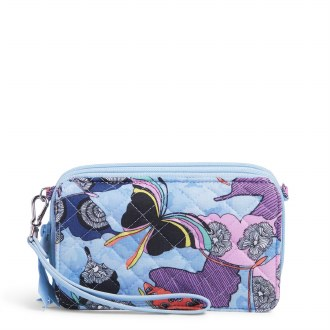 RFID All in One Crossbody: Butterfly By