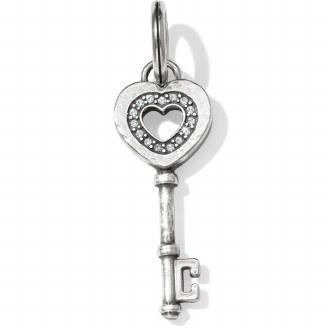 Amorette Key Amulet