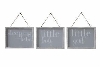 Baby Sayings Wood Sign
