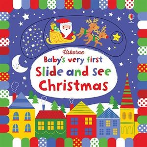 Baby's Very First Slide & See Christmas