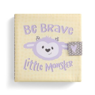 Be Brave Soft Book