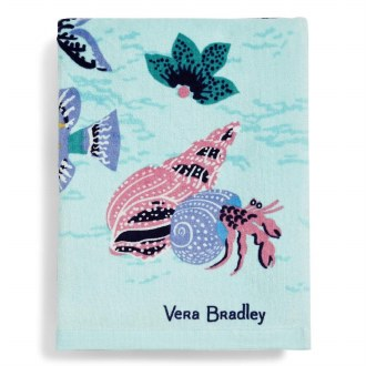 Beach Towel Paisley Wave Fish