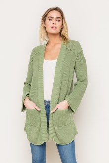 Belle Sleeve Open Cardi Medium