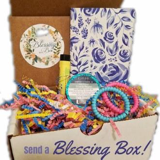 Blessing Box Fee