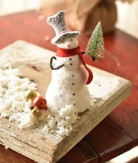 Blizzard Boy Snowman
