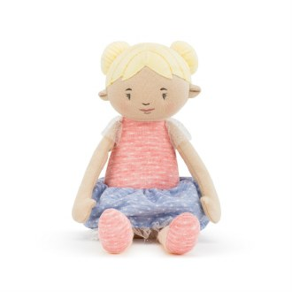 Strong Girls Doll: Blond Hair