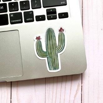 Sticker: Cactus