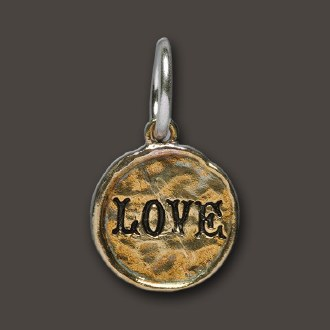 Brass Camp Love Charm