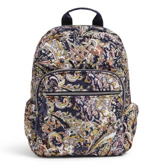 Campus Backpack: Tangier Paisley