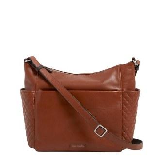 Carryall Shoulder Bag Classic Mocha