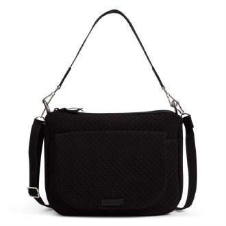 Carson Shoulder Bag: Classic Black